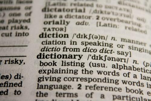dictionnaire-traduction