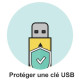 cle-usb-protegee