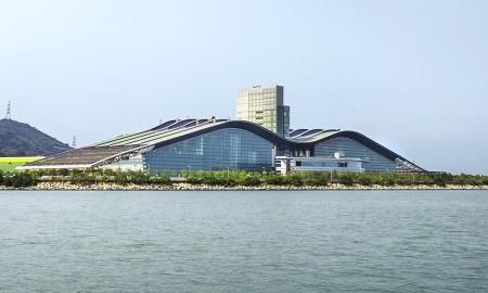 Hong Kong se dote de la plus grande station d'épuration du monde!