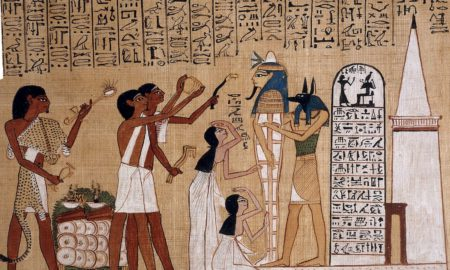 Comment explique-t-on les rites funéraires?