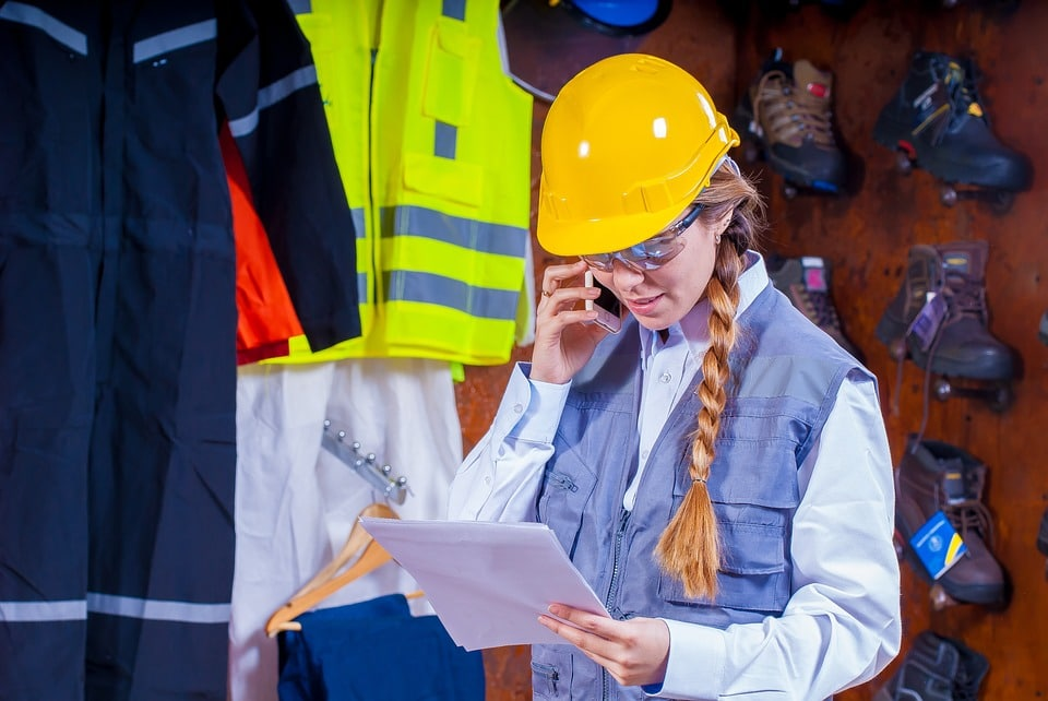 Prévention des risques professionnels dans le secteur de la construction