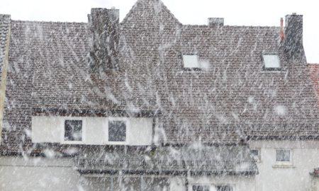L'hiver: une menace pour nos toitures