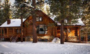 Les avantages d'une maison à ossature bois en hiver