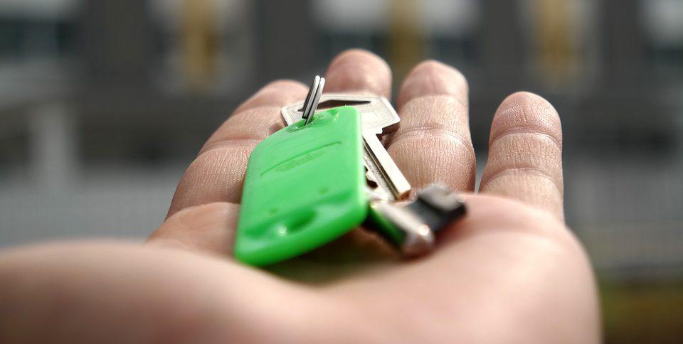A qui confier le double des clés de son logement?