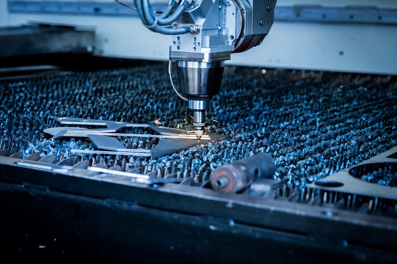 Le laser dans les découpes et les gravures