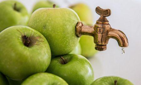 5 bienfaits du jus de pomme sur la santé