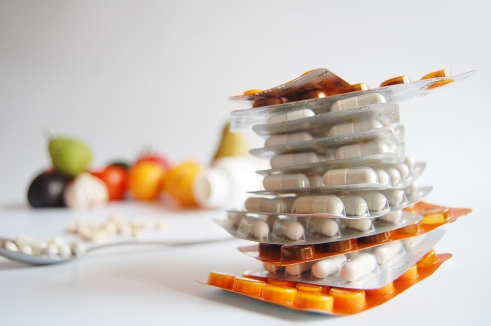 Les compléments alimentaires à base d'huile essentielle pour la guérison