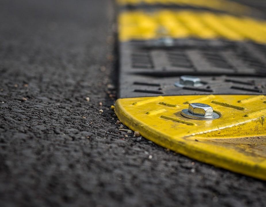 Ralentisseurs : réduisez la vitesse pour plus de sécurité