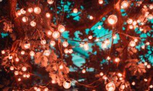 Mariage en extérieur : quels éclairages ?