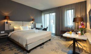 Des logements en appart-hôtel haut de gamme à prix dégressifs à Louvain-la-Neuve