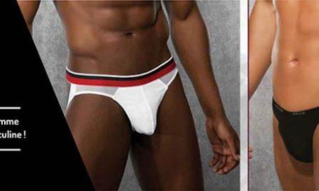 Une boutique en ligne spécialisée dans le sous-vêtement pour homme