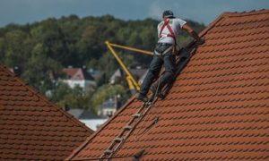 Entretien de toitures